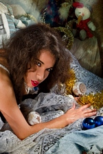 "Idoia toys her asshole & pees! Happy Holidays from Idoia at ""Magic Erotica"""