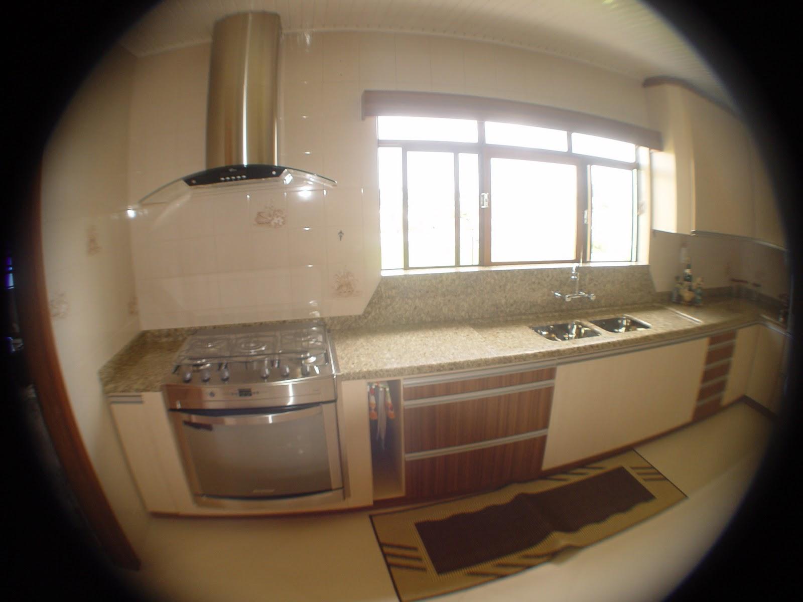 Móveis Tezza: Cozinha #63492D 1600x1200 Bancada Banheiro Teca