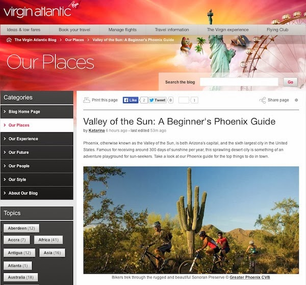http://blog.virgin-atlantic.com/t5/Our-Places/Valley-of-the-Sun-A-Beginner-s-Phoenix-Guide/ba-p/12291#.Uq893fYmTwM