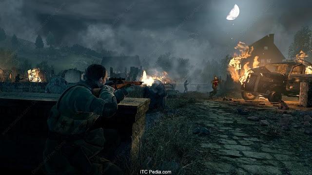 sniper elite v2 release date