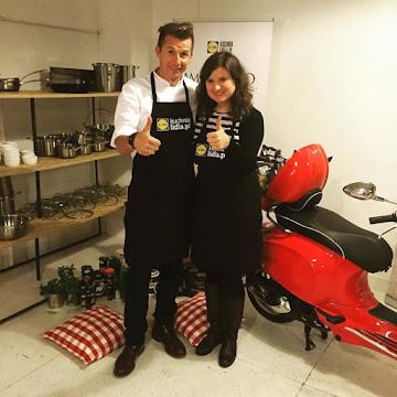 Warsztaty z Karolem Okrasą: kuchnia włoska - Czytaj więcej »