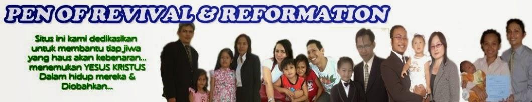 Pen Of Revival & Reformation