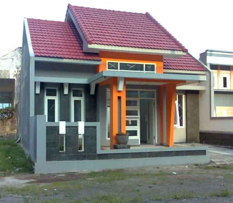 desain rumah sederhana minimalis 1 lantai desain rumah