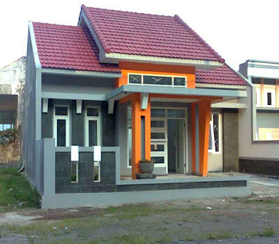 [Gambar] Desain Rumah Sederhana Minimalis 01 - Abahblogs