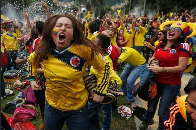 Fashion Are Fashion: World Cup Fans