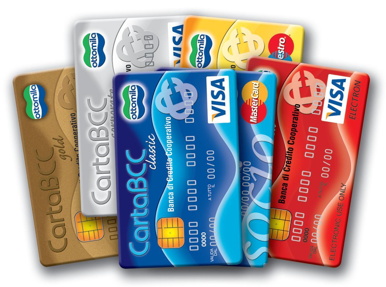 Commerciare i mezzi del commercio for Carta di credito per minorenni