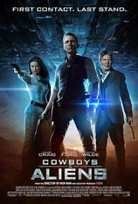 ver Vaqueros vs Aliens / Cowboys And Aliens (2011)