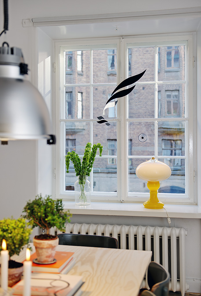 My scandinavian home the fab gothenburg home of a for Swedish design shop