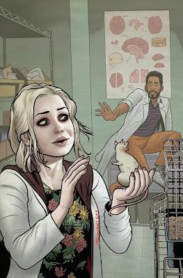Liv s'innamora del topolino Zombie di Ravi