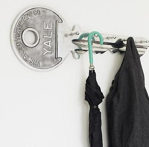 creative wall hooks and unusual coat racks 15 3