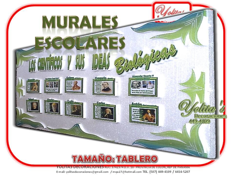 Yolitas decoraciones mi rcoles 10 de agosto de 2011 for Elementos del periodico mural