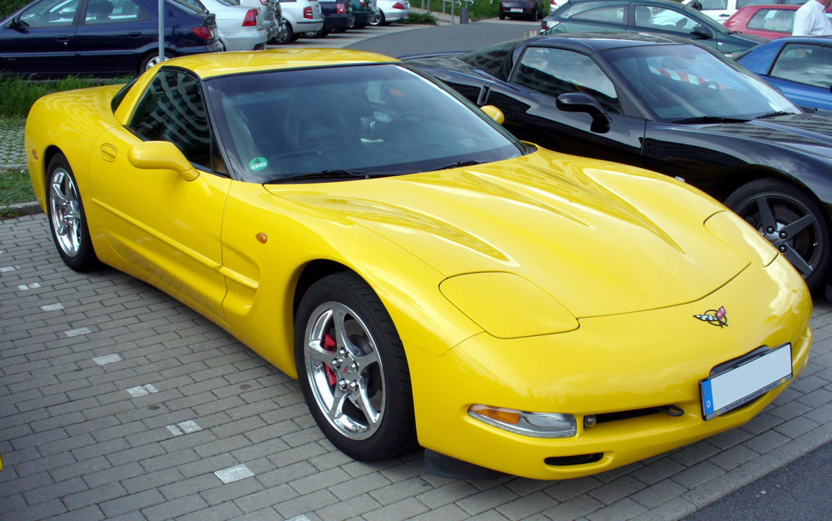 Corvette C5 Best Cars For You