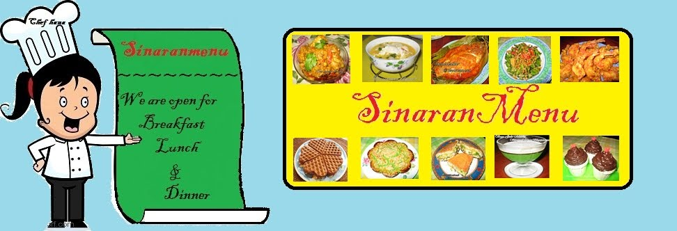 SinaranMenu
