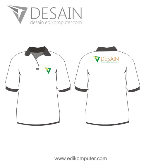 Download desain layout Kaos