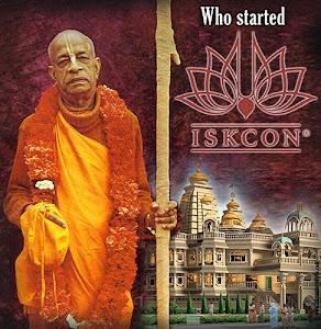 His Devine Grace AC Bhakti Vedant Swamy ji Maharaaj