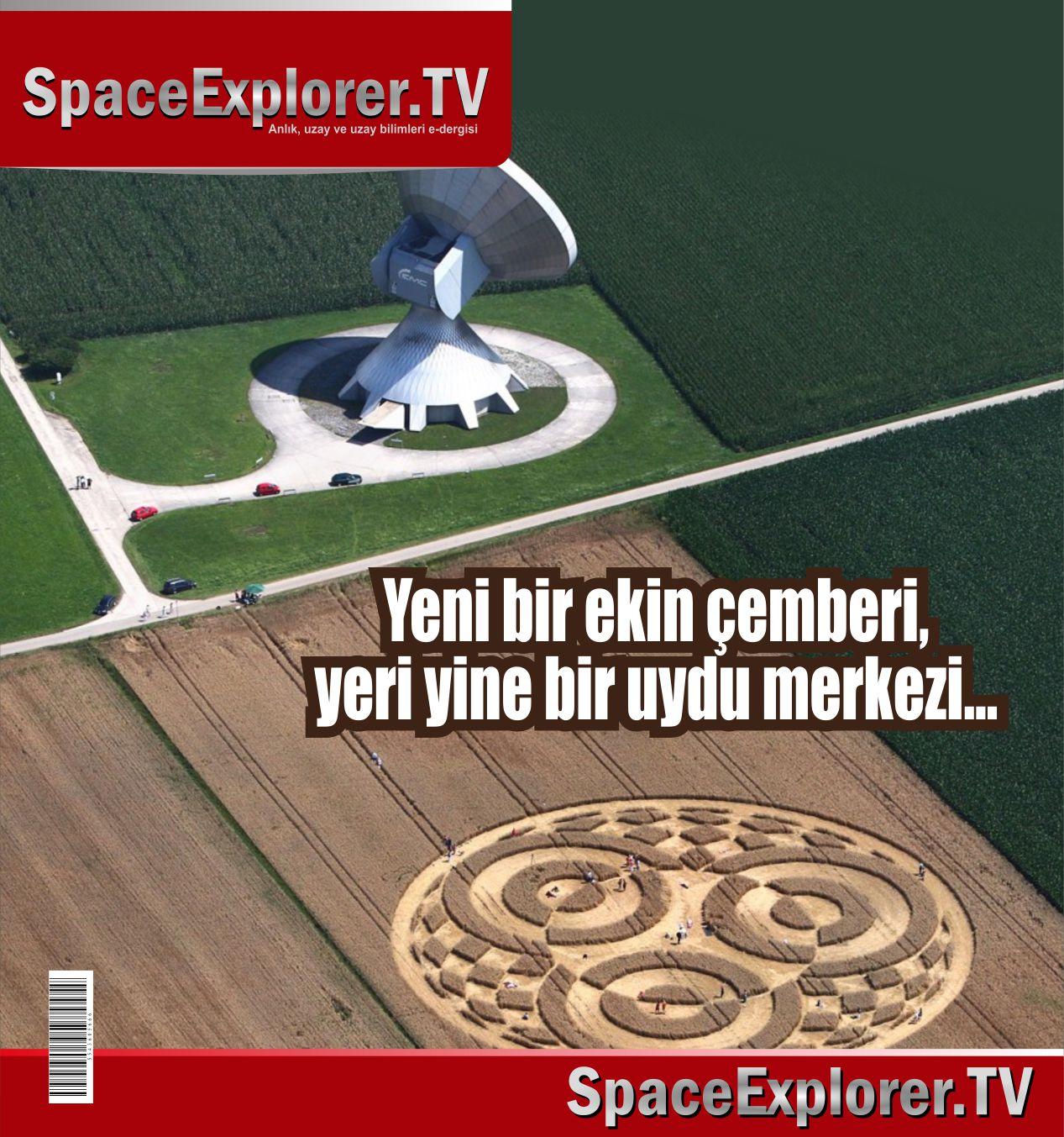 Ekin çemberleri, Gizemli mesajlar, Uzaya gönderilen mesajlar, Gizemli sinyaller, Almanya, Videolar, Carl Sagan, Teleskoplar, NASA neden gizliyor,