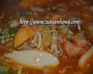 Tomato Sauce Noodles