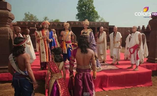 Sinopsis Ashoka Samrat Episode 87