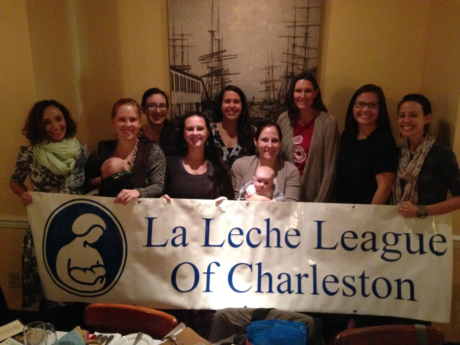 La Leche League Leaders