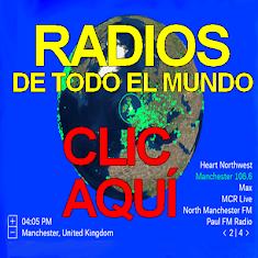 RADIOS DE TODO EL MUNDO