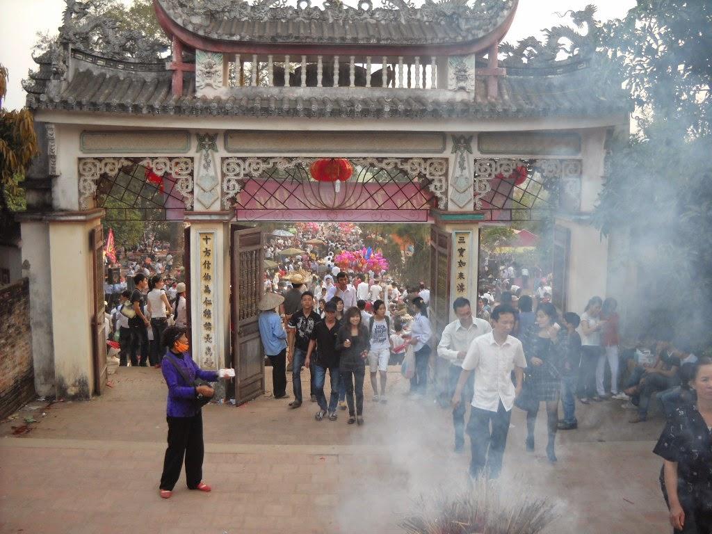 Cho thuê xe đi du lịch Hội Lim Tiên Du Bắc Ninh