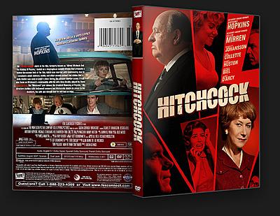 Hitchcock (2012) DVDScr MKV 450MB