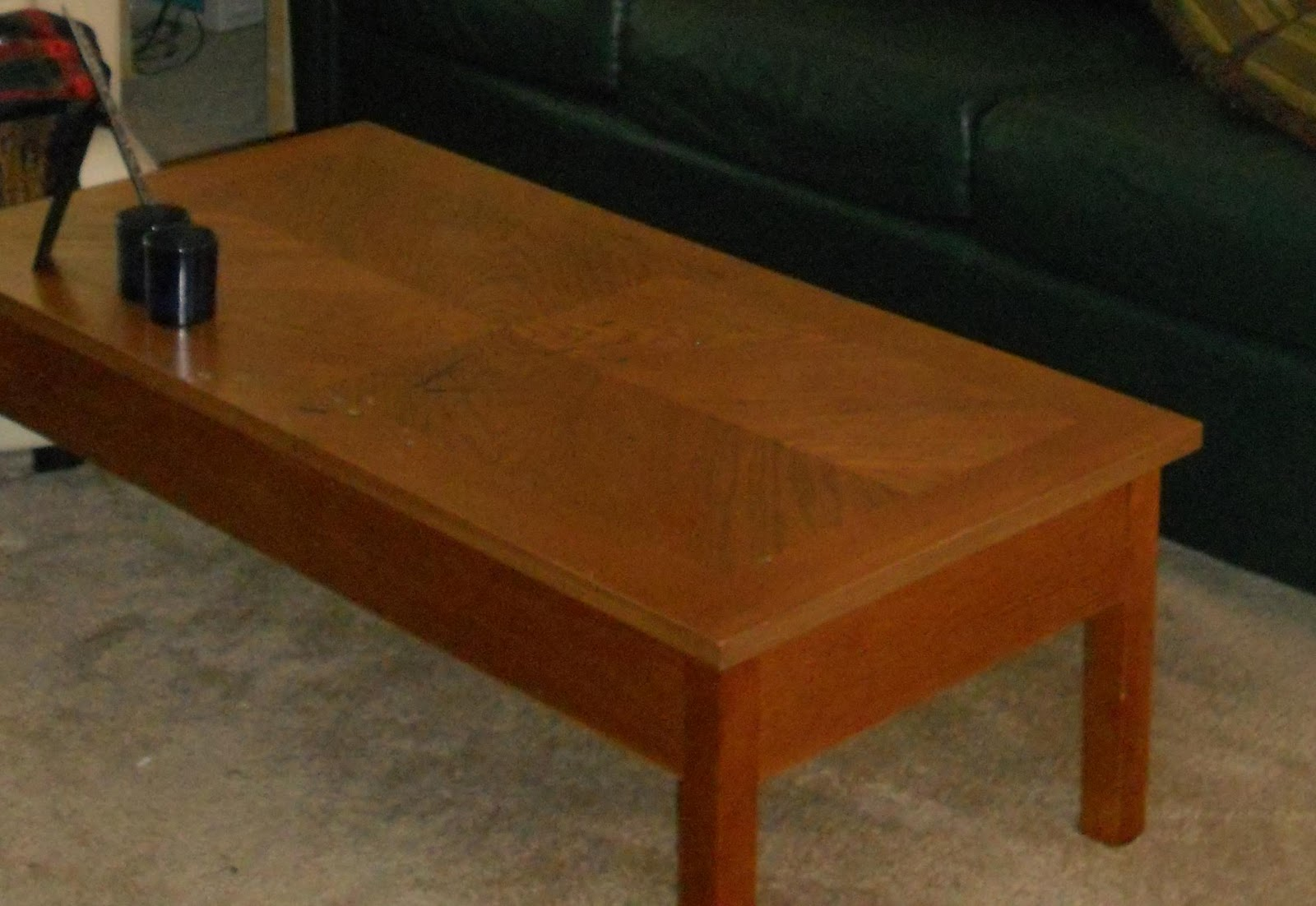 Blog woods download diy coffee table plans Homemade coffee table plans
