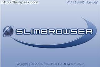 Slim Browser 5.01 Build 034 Final: Kecil Tapi Powerful Web Browser  dengan Banyak Pilihan