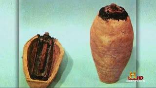 Temuan baterai kuno dari Baghdad, Irak