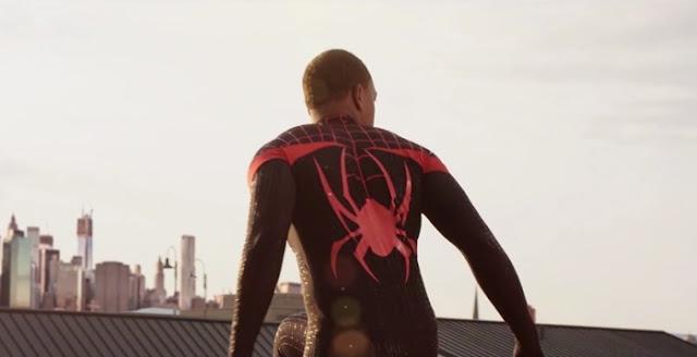 Homem Aranha Miles