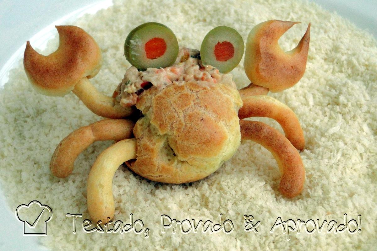 testado provado e aprovado swans crabs p 194 te 192 choux daring bakers challenge august