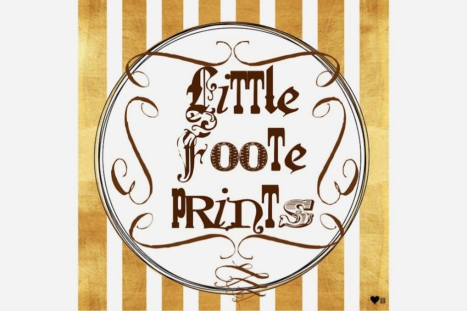 Little Foote Prints