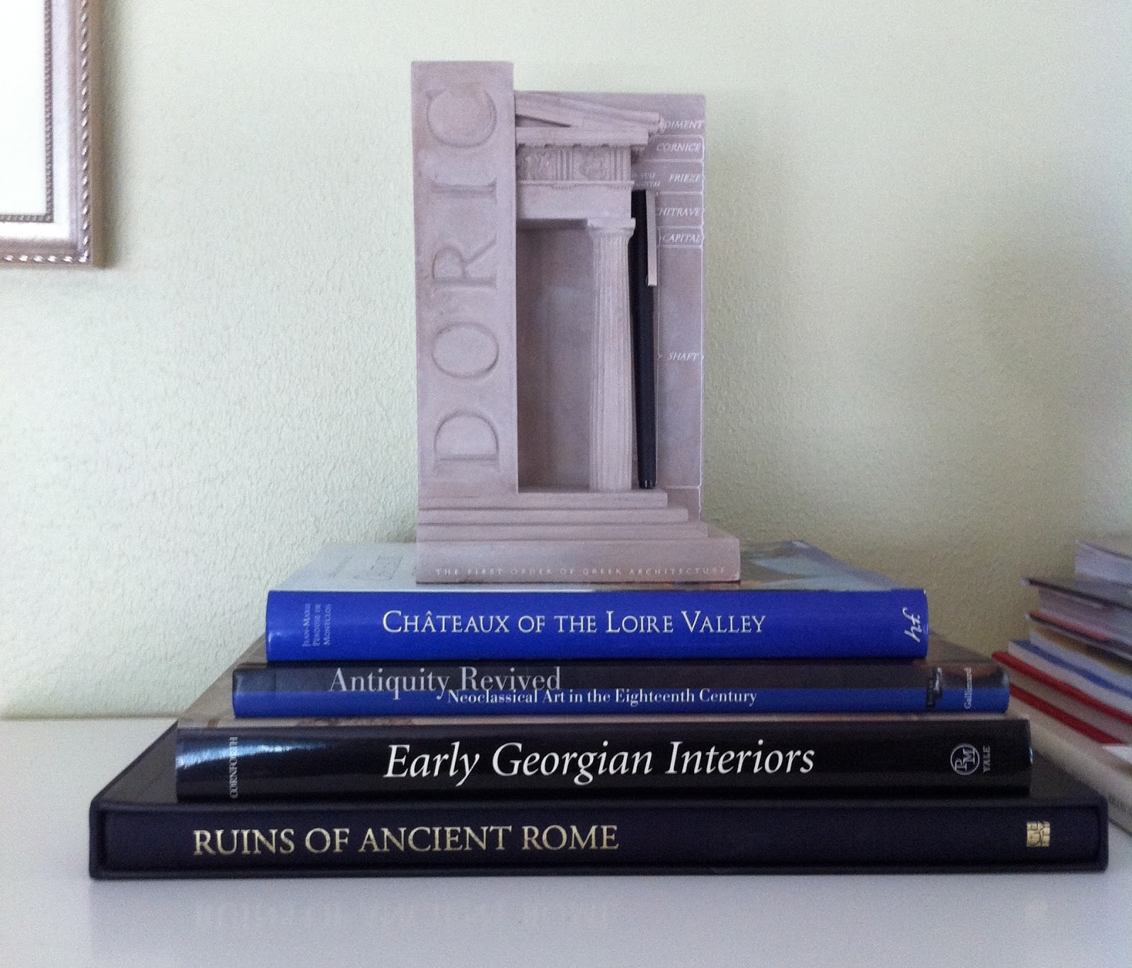 The Ionic Order Orders Bookend Series