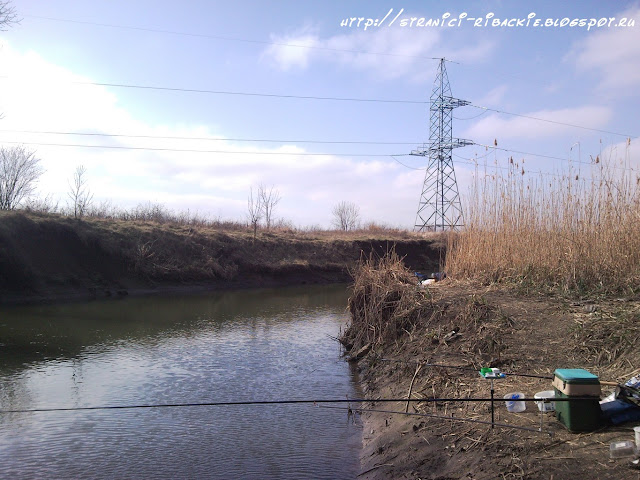 рыбалка на 22 канале, лов тарани на 22 канале