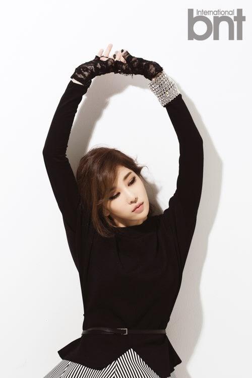 Kim Joo Ri - bnt International November 2014