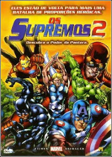 Download - Os Supremos 2 DVDRip - Dublado
