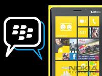 BBM Siap Rilis Untuk Windows Phone