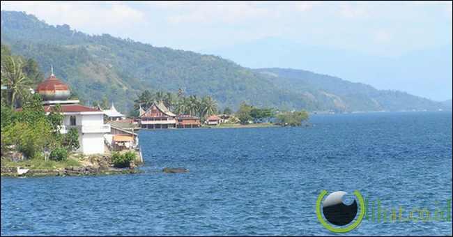 Danau Singkarak (268 m)