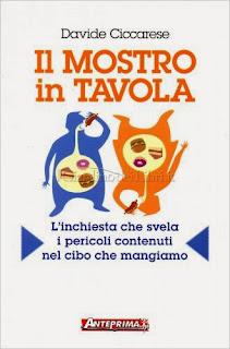 Il Mostro in Tavola - Davide Ciccarese