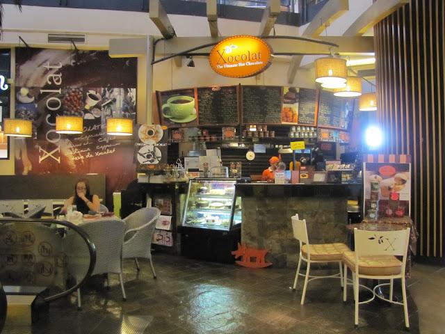 FTW! Blog, Xocolat, Greenhills Promenade, #FTWeats, #FTWblog, spanish, food trips, #02eatdrink