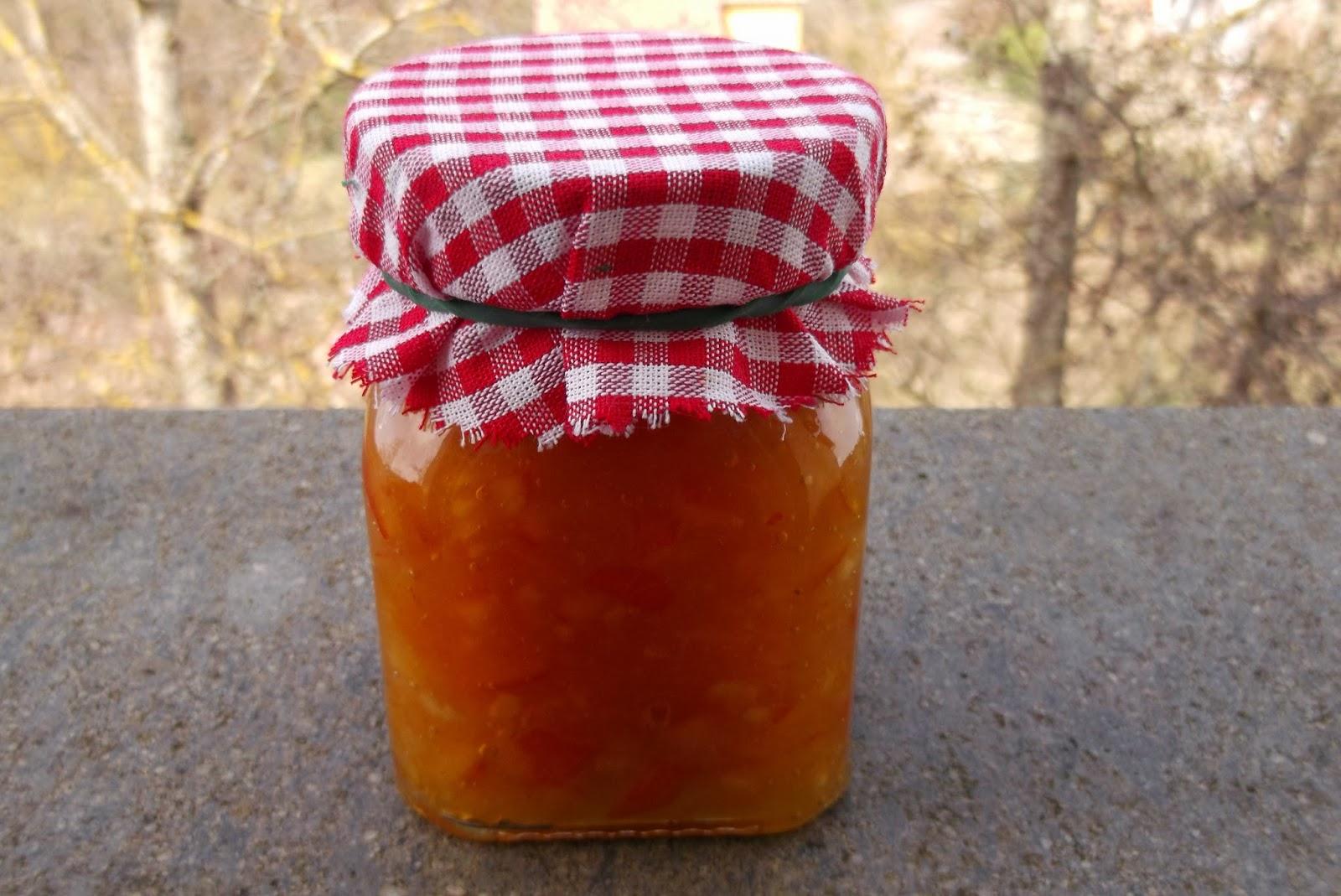 marmellata di arance (anche mdp)