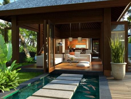 Bali home designs