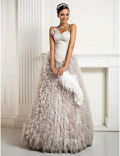 Vestidos de XV años estilo princesa