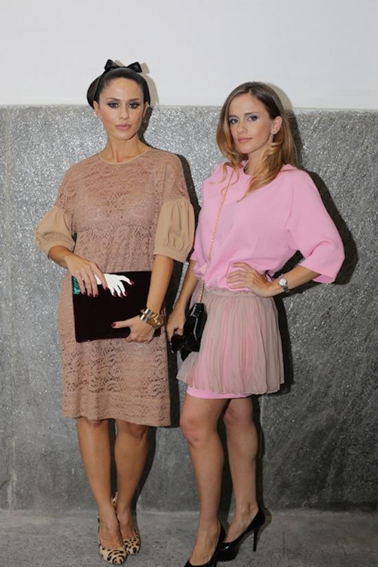 Traduzione testo download Stai dove sei - Paola & Chiara