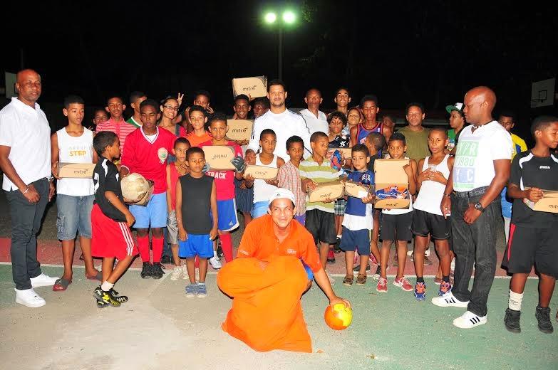 Los Mina Fútbol Club entra a Asofusado