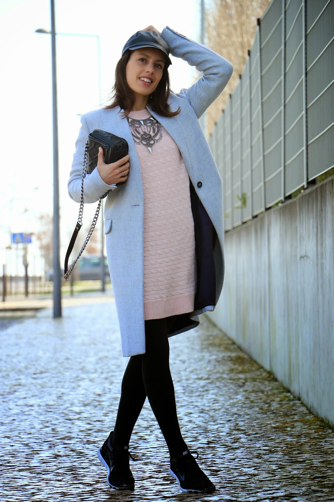 http://ilovefitametrica.blogspot.pt/2015/01/pink-knit-dress.html