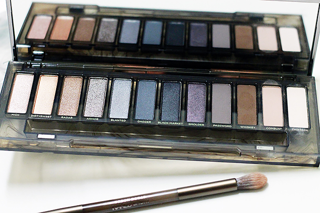 Urban Decay Naked Smoky Shades