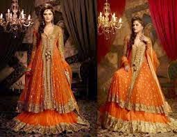 Latest Maria B Collection in Bridal Dress 2014-2015