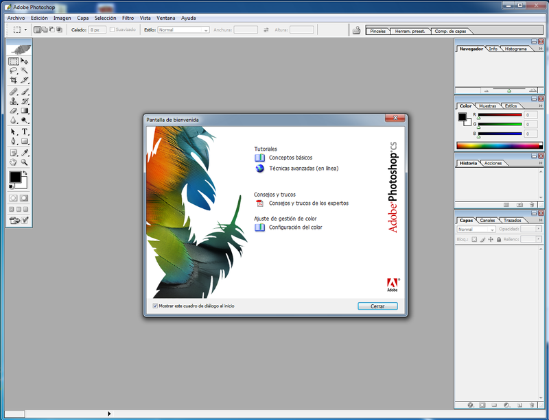 Adobe software and other downloads