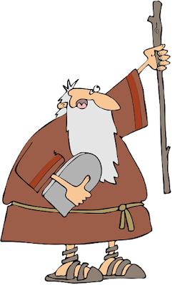 List Of Ten Commandments
